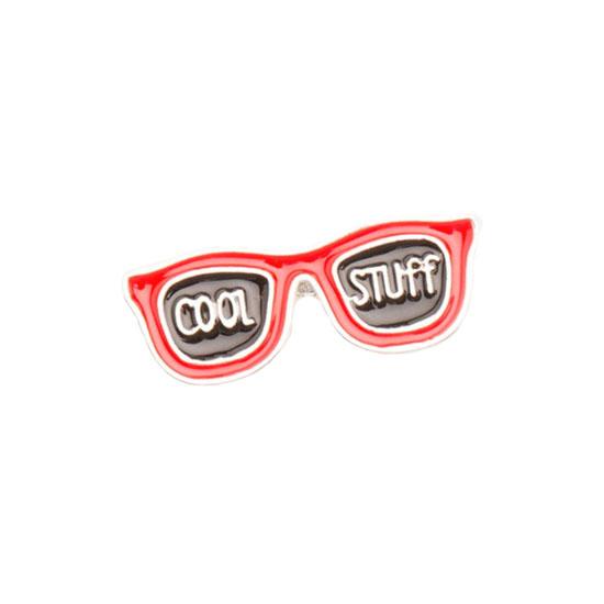 Sunglasses Pin Badge