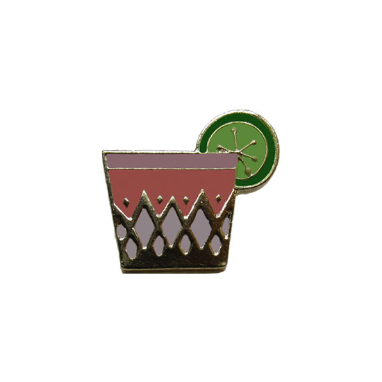Bloody Mary Pin Badge
