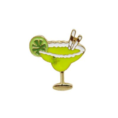 Lime Tequila Pin Badge