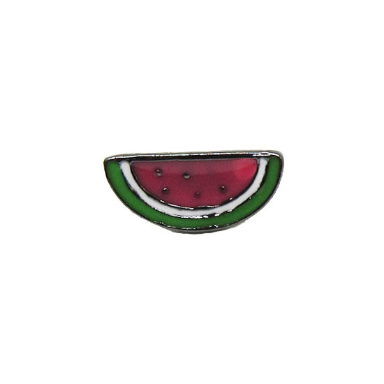 Watermelon Pin Badge