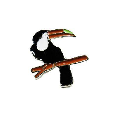 Toucan Pin Badge