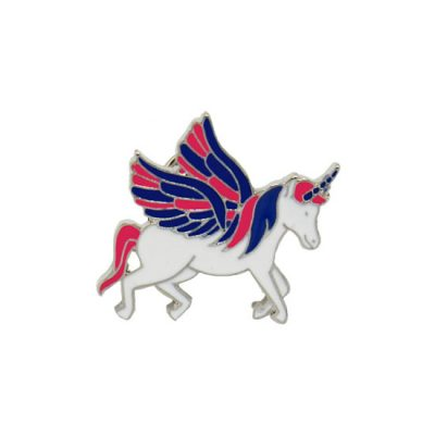 Pegasus Pin Badge