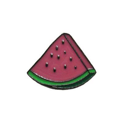 Tasty Watermelon Pin Badge