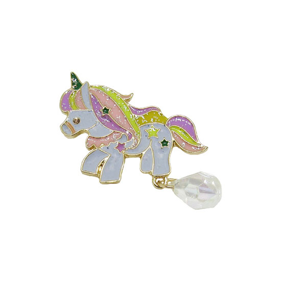 Magical Unicorn Pin Badge