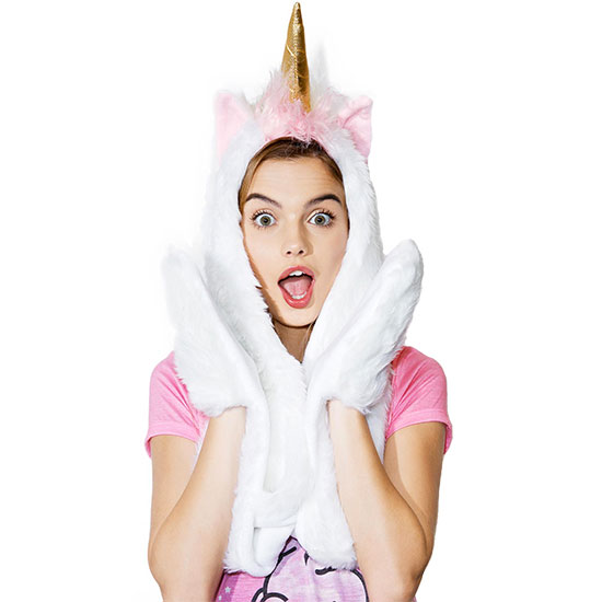 Unicorn Magicorn Hat