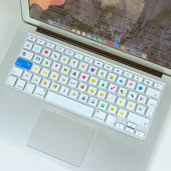 Emoji Macbook Keyboard Protection