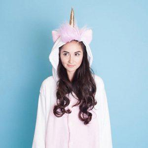 Unicorn Adult Onesie