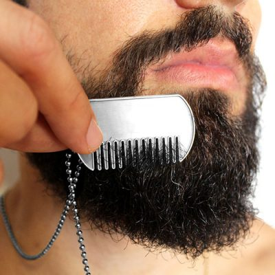 Beard Comb Necklace