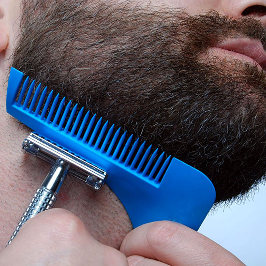 Beard Shaping Comb Tool
