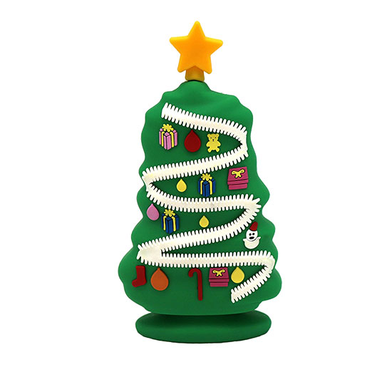 5200 mAh Christmas Tree Power Bank