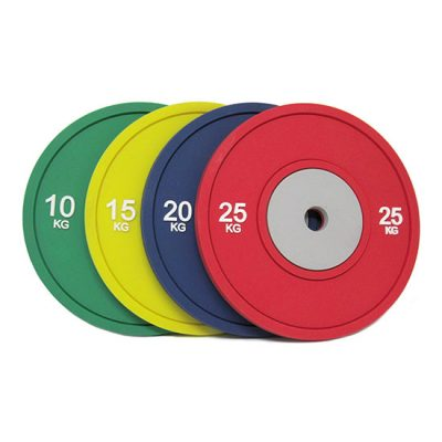 Olympic Weight Plate Coasters