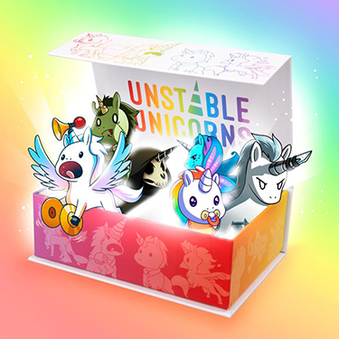 Shop Unstable Unicorns
