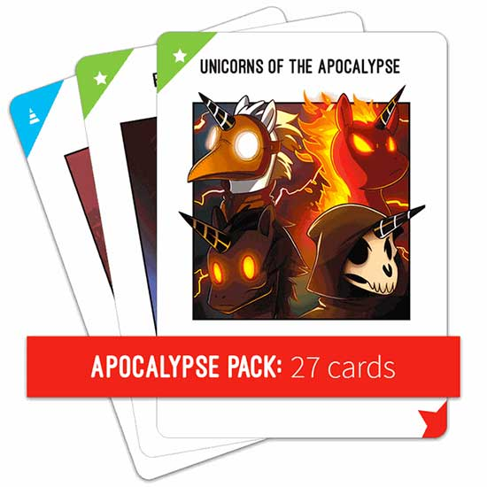 Shop Apocalypse Expansion Pack For Unstable Unicorns