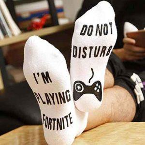 Adults Fortnite Novelty Socks
