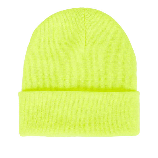 c46610939219d Neon Green Beanie Hat For Her. Previous  Next