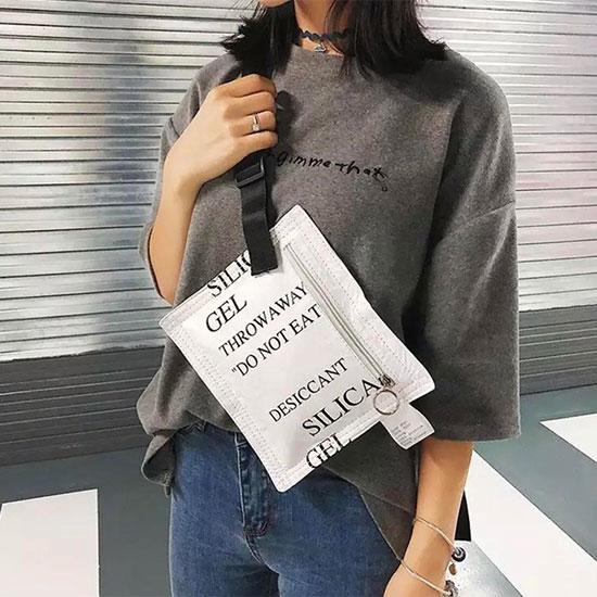 Silica Gel Ladies Bag