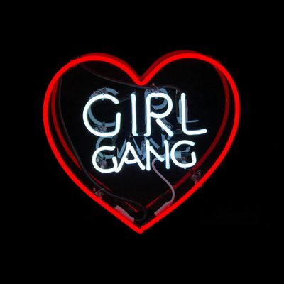 Girl Gang Neon Light