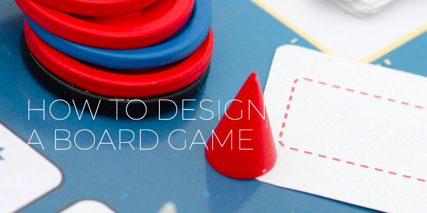 The essentials to designing a board game