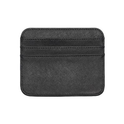 RFID Protected Card Holder Black