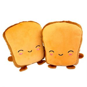 Toast USB Handwarmer Gloves