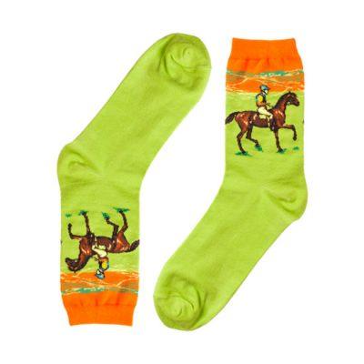 Polo Novelty Socks