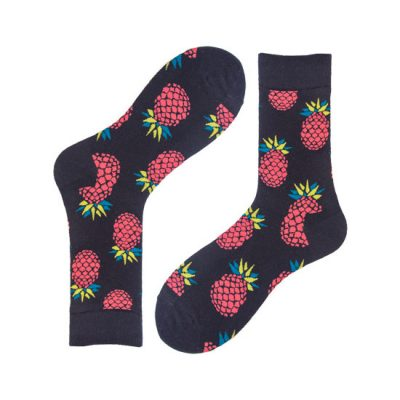 Novelty Pineapple Socks