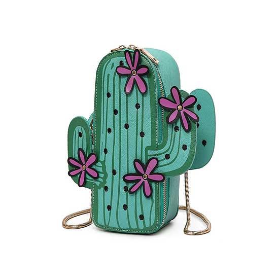 Cactus Ladies Bag