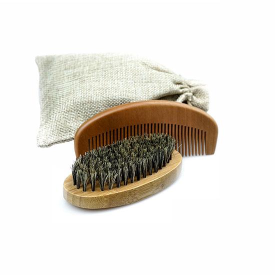 Beard Brush Set
