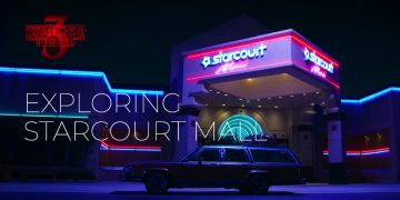 Starcourt Mall - Stranger Things 3
